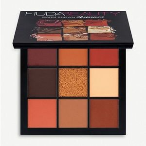 BRAND NEW Huda Beauty Warm Brown Obsessions